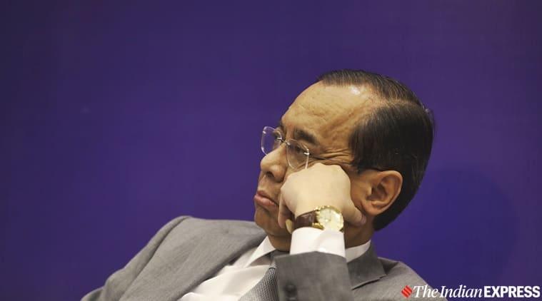 ranjan gogoi, ex cji, caa protests, Gujarat National Law University, ranjan gogoi on caa protests, indian express