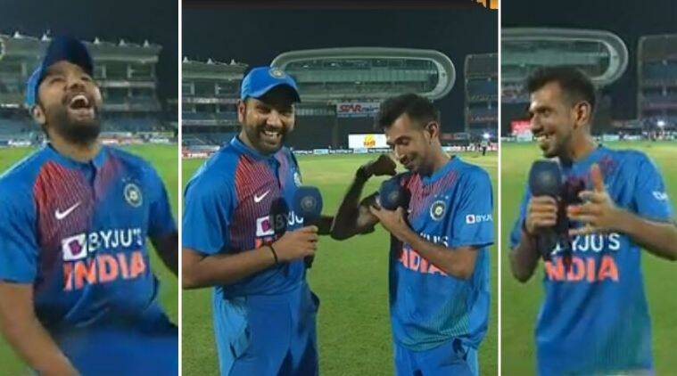 Rohit Sharma interview, Rohit Sharma sixes, Rohit Sharma Chahal Tv, Rohit Sharma batting, Rohit Sharma 85, India vs Bangladesh, Rajkot T20I