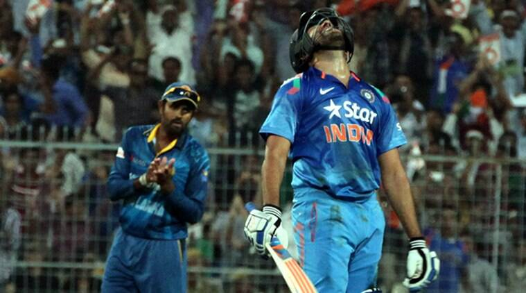 Mayhem in Kolkata: When Rohit Sharma returned to Team India with record-shattering 264