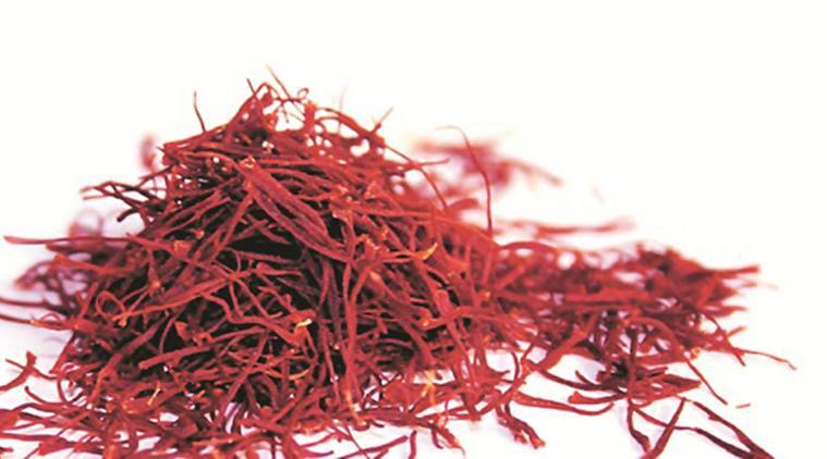 saffron spice, saffron world costliest spice, saffron cultivation india, saffron cultivation ladakh, indian express news
