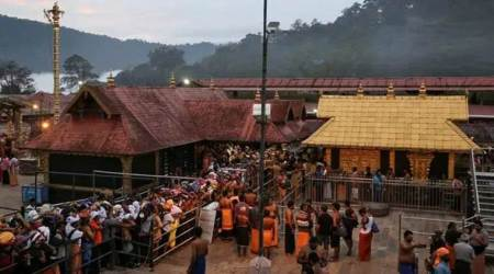SC to hear next week plea of woman who was stopped from entering Sabarimala temple