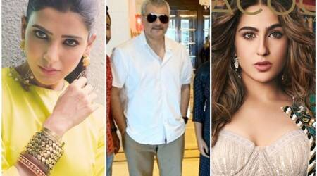 Samantha Akkineni, Ajith, Sara Ali Khan, Celebrity social media photos