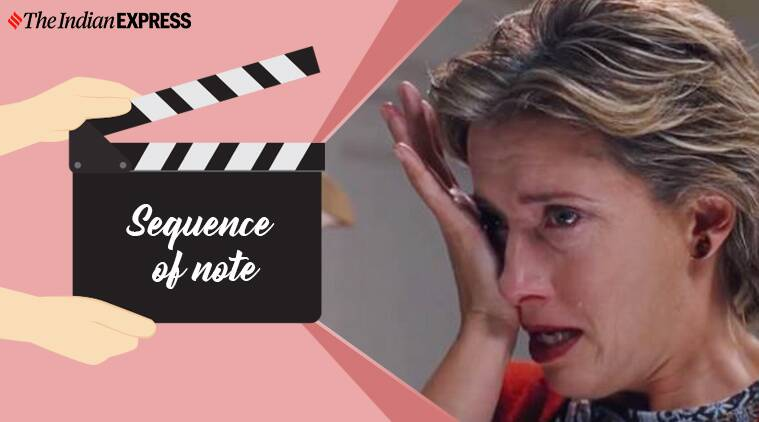 Sequence of note | Love Actually: A heartbroken Emma Thompson - The Indian Express