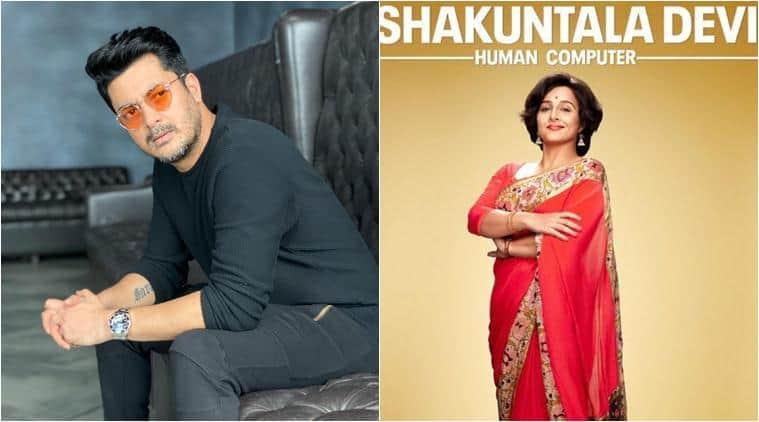 Jisshu Sengupta to play Vidya Balan's husband in Shakuntala Devi