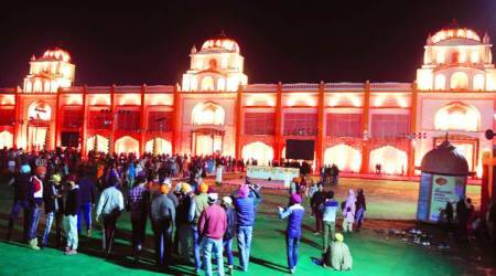 Sultanpur Lodhi: Almost 30k devotees attended to by health dept in 11 days