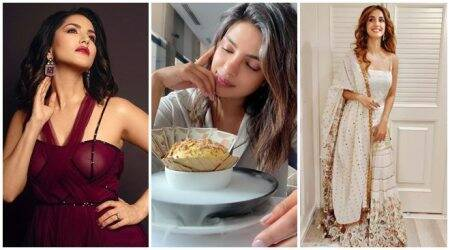 Sunny Leone, Priyanka Chopra, Disha Patani, Celebrity social media photos