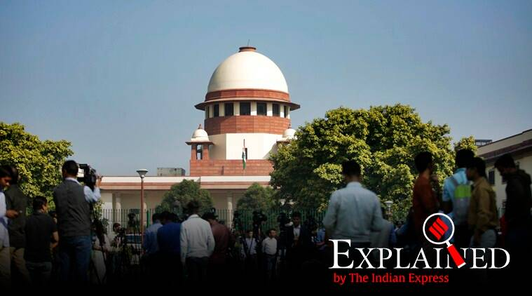 Ayodhya verdict, Ayodhya verdict Supreme Court, Ram Temple Babri Masjid Supreme Court, Article 142, What is Article 142, Muslims mosque land Ayodhya, Indian Express Explained