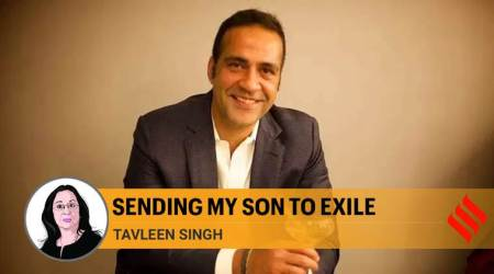 Sending my son Aatish Taseer to exile is not just wrong but evil