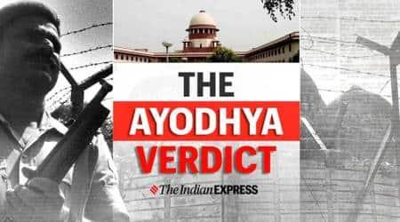 ayodhya verdict, ayodhya news, ayodhya verdict reactions, babri masjid verdict, babri masjid verdict reactions, babri masjid verdict news, ayodhya reactions, ayodhya case verdict, ram temple verdict, ram temple verdict live, live ram temple verdict, ayodhya news, ayodhya case, ayodhya case verdict, ayodhya case live, ayodhya case news, ayodhya mandir, ram mandir, ayodhya ram mandir, babri masjid ayodhya, babri masjid, ayodhya ram mandir verdict