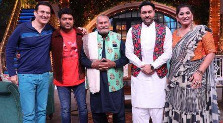 The Kapil Sharma Show preview