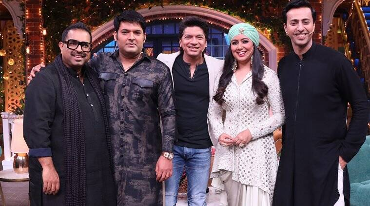 The Kapil Sharma Show preview, Shankar Mahadevan, Shaan, Harshdeep Kaur