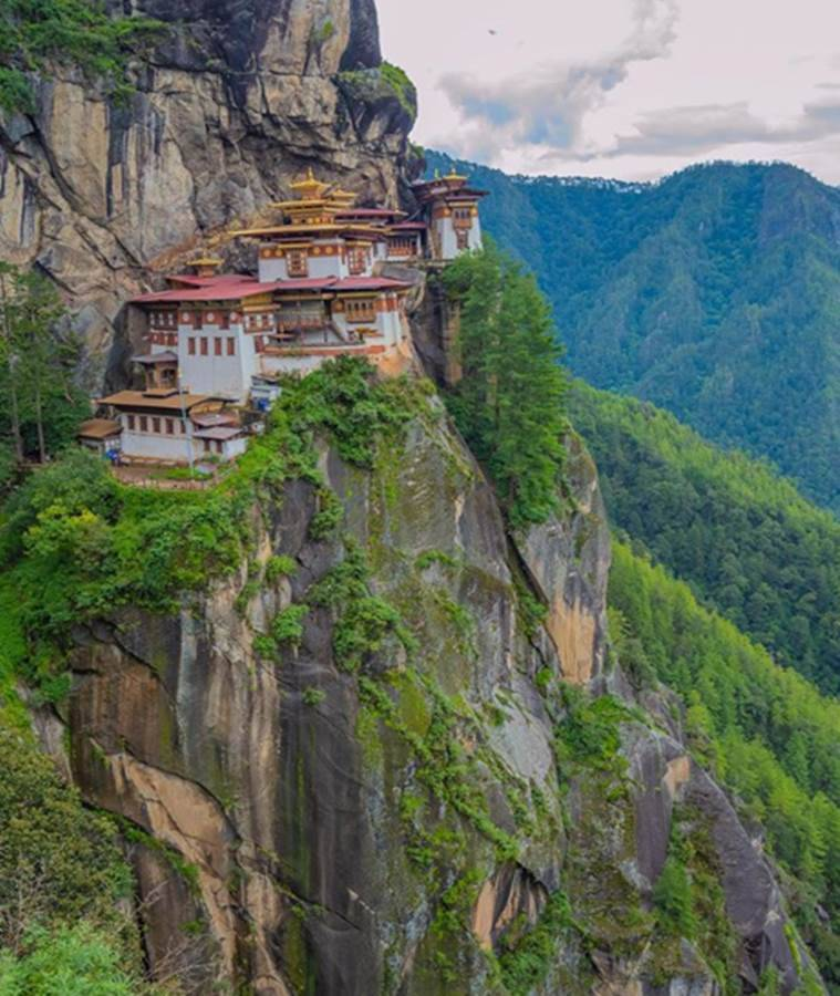 Bhutan, Bhutan travel, places to see, Indian Express news