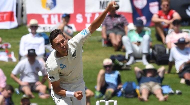 New Zealand Boult, De Grandhomme ruled out of second test