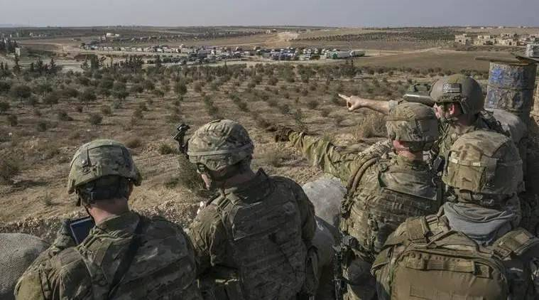 US force resumes operation against ISIS, US-Syria, ISIS-Syria, world news