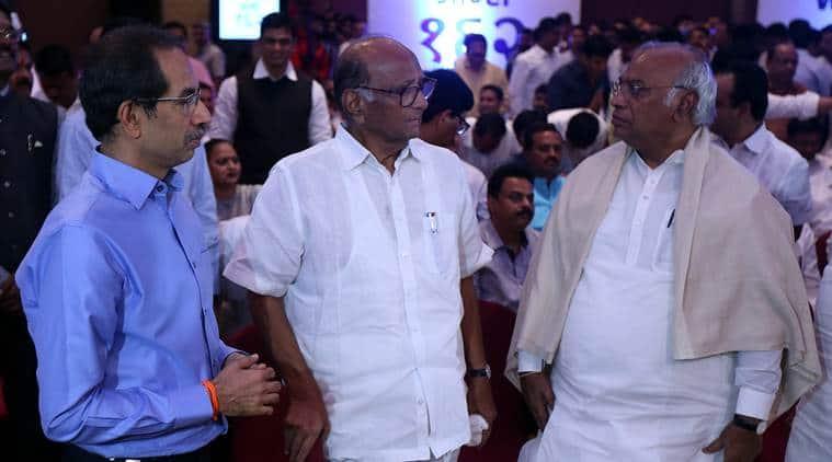 Maha Aghadi Vikas, Maharashtra govt formation, Maharashtra coalition govt, Irrigation scam, Maharashtra State Cooperative Scam, India news, Indian Express