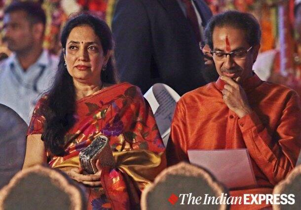 Ambani, Kharge, Azad at Uddhav Thackeray's swearing-in