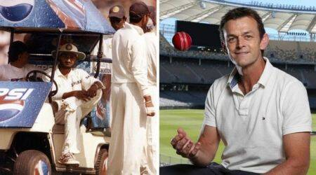 Adam Gilchrist, Adam Gilchrist on Harbhajan Singh, Adam Gilchrist 2001 Kolkata Test, India vs Australia Kolkata Test, Adam Gilchrist 48th birthday, Adam Gilchrist vs Harbhajan Singh