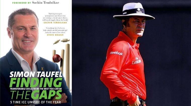 Simon Taufel, umpire Simon Taufel, Simon Taufel umpiring, Simon Taufel interview, Simon Taufel new book, Simon Taufel finding the gaps