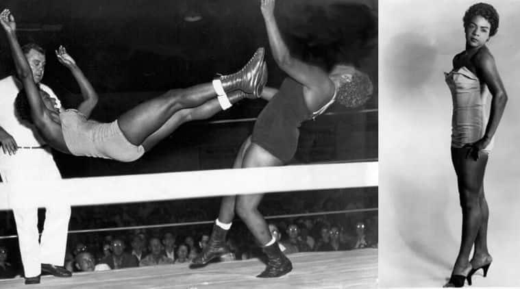 Ethel Johnson, Ethel Johnson wrestler, Women wrestler Ethel Johnson, Ethel Johnson dead