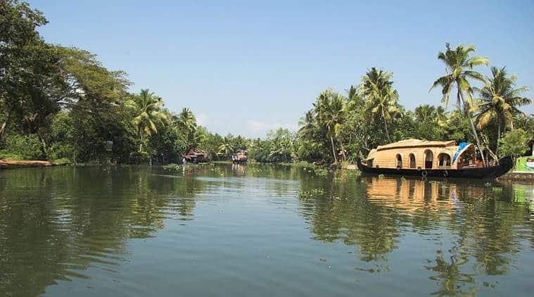 Vembanad, Vembanad Kerala, Kerala Vembanad backwaters, Vembanad water pollution, Vembanad pollution, Kerala news, Indian Express news