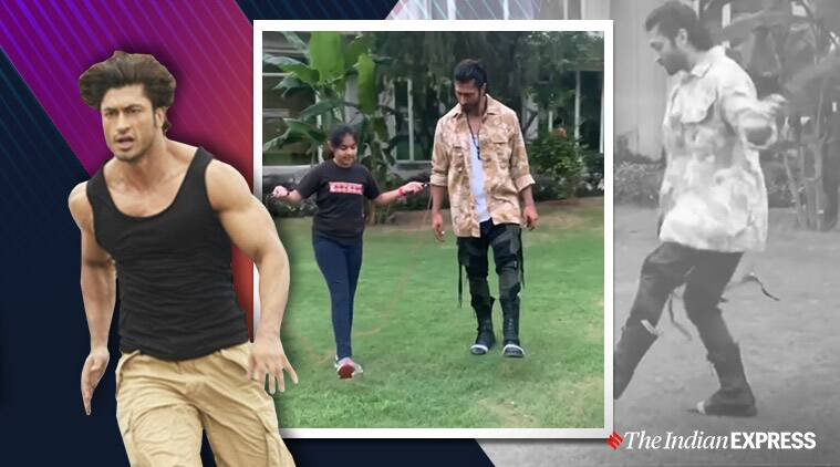 Vidyut Jammwal, skipping benefits workout, skipping rope