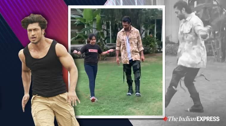 Vidyut Jammwal, skipping benefits workout, skipping rope