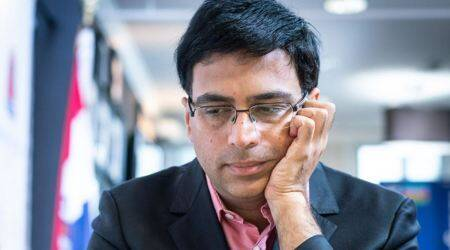 Viswanathan Anand, Chess player Viswanathan Anand, Legends of Chess, Vishy Anand vs Ian Nepomniachtchi