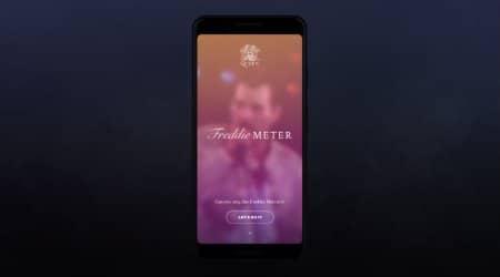 FreddieMeter, Freddie Mercury, YouTube, YouTube FreddieMeter, Google, Queen, Bohemian Rhapsody, Don't Stop Me Now, Somebody to Love, We Are the Champions