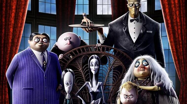 The Addams Family review