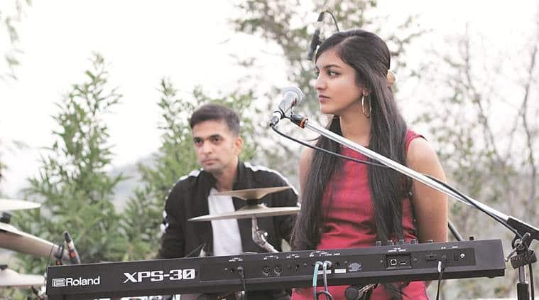 Aditi Ramesh, singer Aditi Ramesh, Aditi Ramesh singer, Aditi Ramesh songs, Indian Express