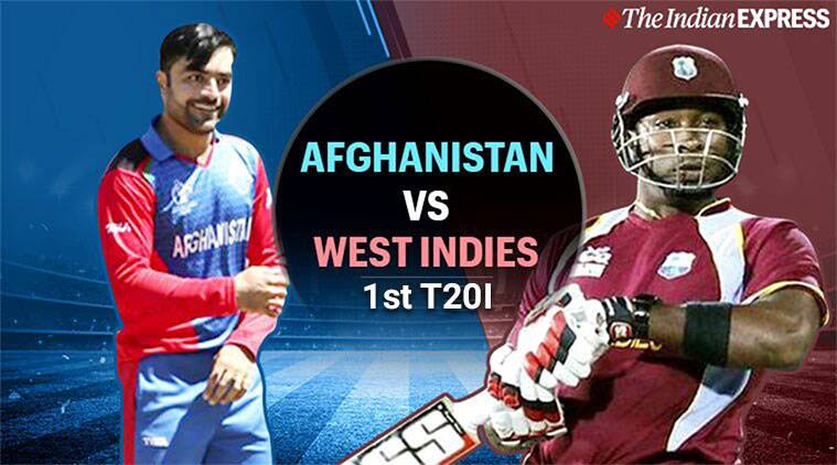 Recent Match Report - Afghanistan vs West Indies 2nd T20I 2019