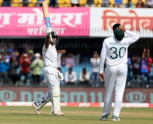 Mayank Agarwal's career-best crushes hopes of Bangladesh comeback