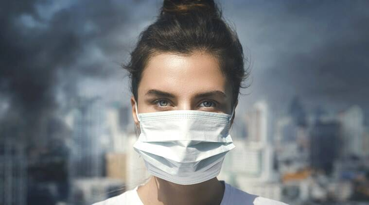air pollution, types of pollution, stroke, heart diseases, air pollution effects, indianexpress.com, new study, indianexpress, delhi air pollution, cardiovascular disease risk, diabetes, obesity, hypertension, air pollution and stroke,