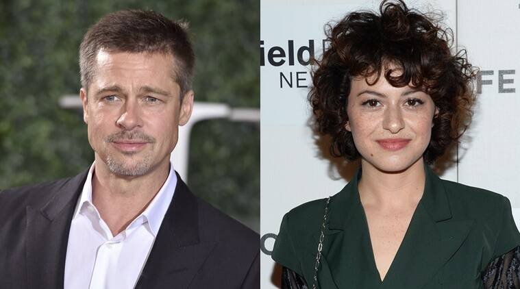 brad pitt and alia shawkat