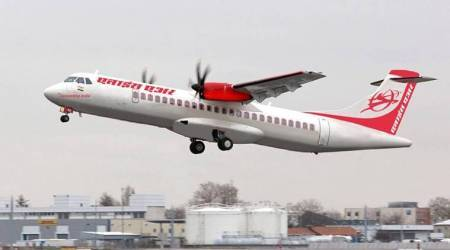 Alliance Air to operation flights between Imphal and Dimapur from Dec 7