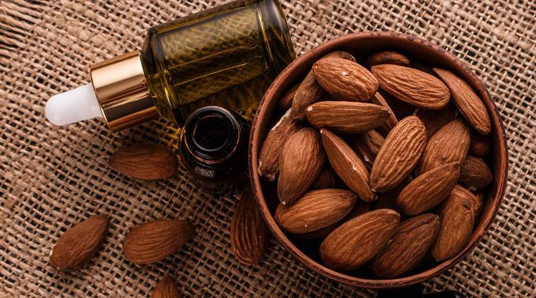 almond oil, skin care, skincare, skin health, indian express, indian express news