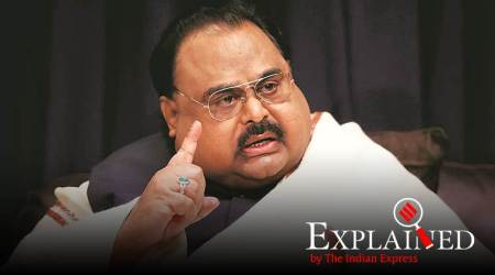 altaf Hussain, Muttahida Qaumi Movement, asylum in India, Karachi movement, king of Karachi, Pakistan People's party, indian express