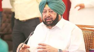 Capt Amarinder Singh skips video-conference with PM to attend CWC meet