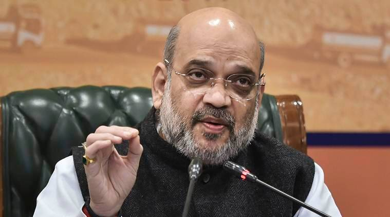 Have not compromised on ideology: Amit Shah