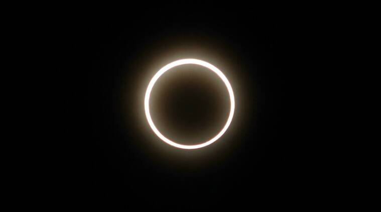 ring of fire, annular eclipse, solar eclipse december 26, december 26 solar eclipse time, december 26 solar eclipse place to see, december 26 solar eclipse visible in india, december 26 solar eclipse india timing