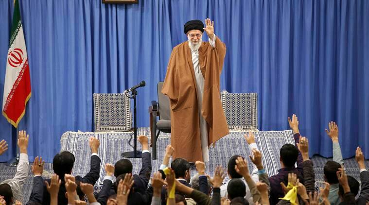 High turnout in iran election will display unity against enemies irans khamenei