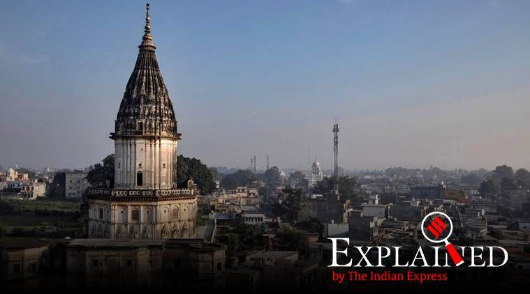 Explained: Why Hindus won claim over both the outer and inner courtyard at disputed site