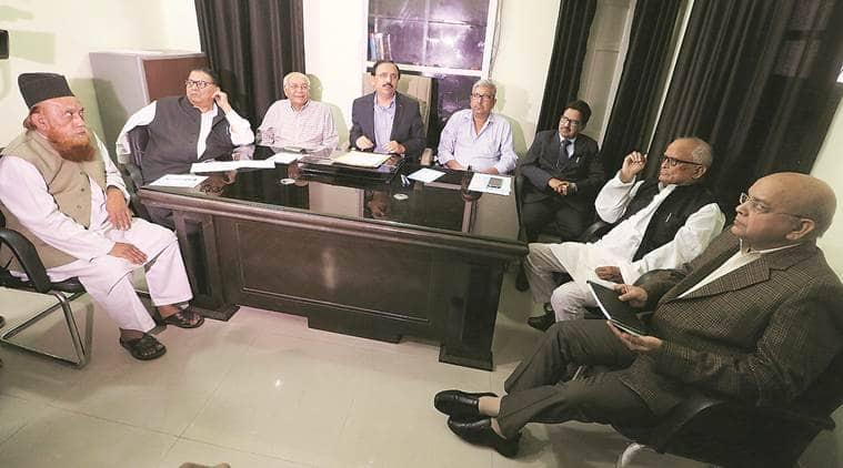 sunni board mosque, Babri masjid verdict, supreme court ayodhya verdict, sunni waqf board chairman zufar farooqui, ram mandir trust, babri masjid, ayodhya dispute, indian express news