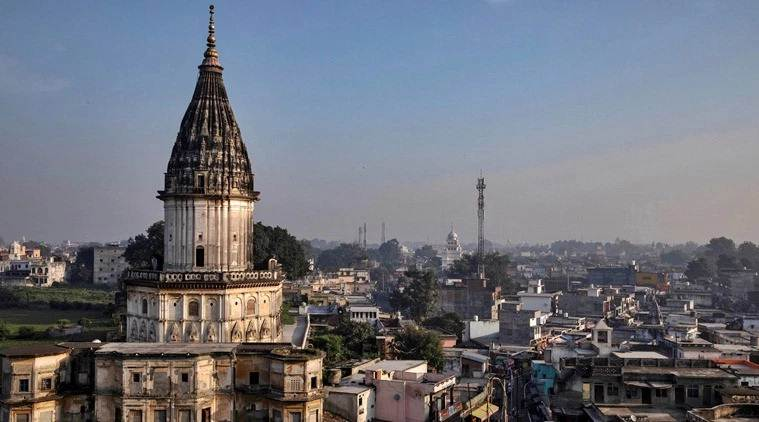 Which trust will build the temple? In Ayodhya, war of words breaks out