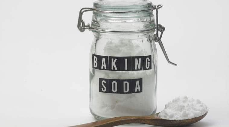 baking soda, baking soda deodorant, indian express, indian express news
