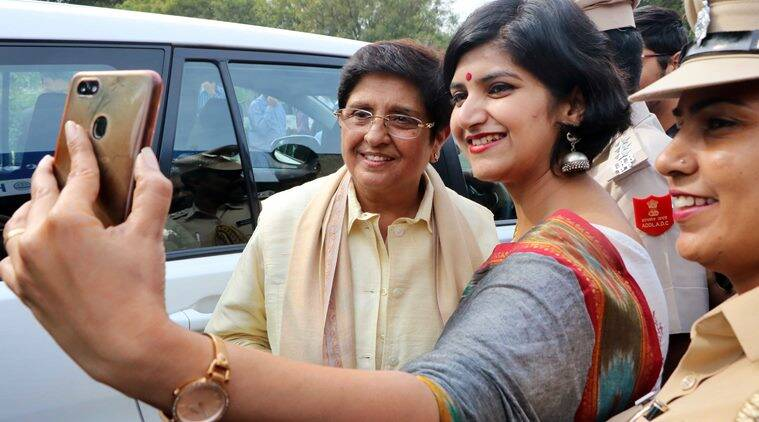 Kiran Bedi says other administrations can replicate Puducherry's governance model