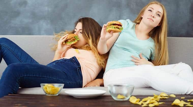 binge eating, binge eating session, binge eating disorder, indian express, indian express news