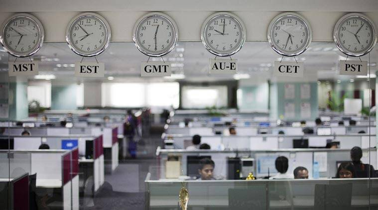 Services sector, IHS Markit survey, Indian economy, economy news, Indian express news