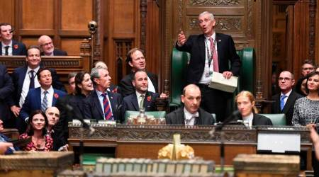 'Order!' - UK parliament elects new Speaker for Brexit hot seat