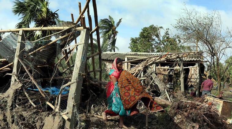 Cyclone Bulbul, Weather forecast Live Updates today: Seven killed as storm disrupts normal life in Bengal